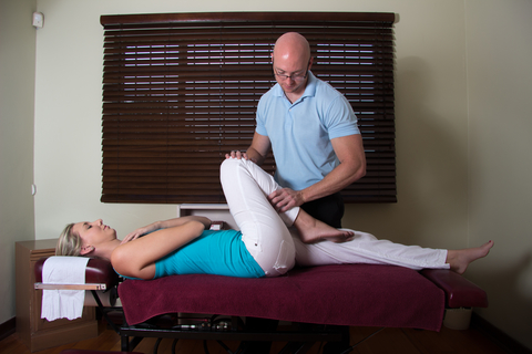 Chiropractic Care in The Healing Center at Red Willow